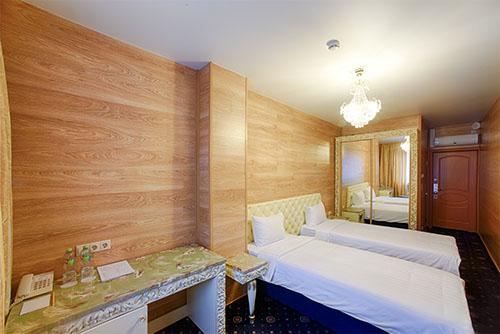 Комфортный номер первого класса в гостинице Sunflower Авеню